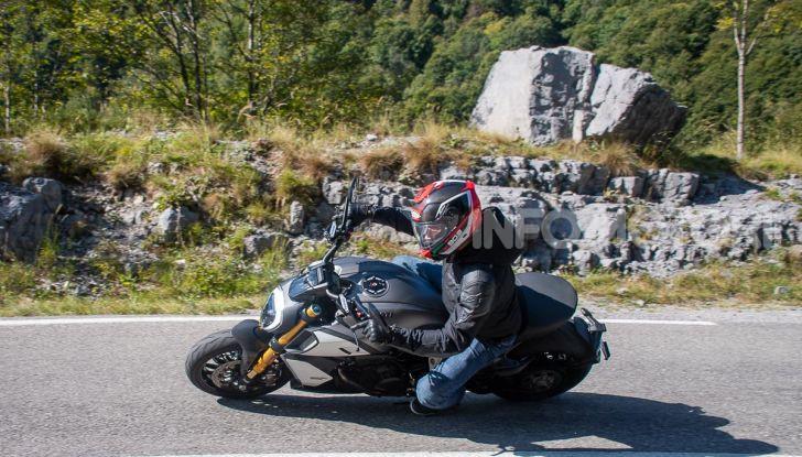 Prova video Ducati Diavel 1260S, un diavolo come nessun'altra - Foto 8 di 43