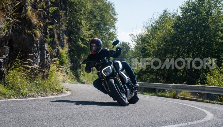 Prova video Ducati Diavel 1260S, un diavolo come nessun'altra - Foto 9 di 43