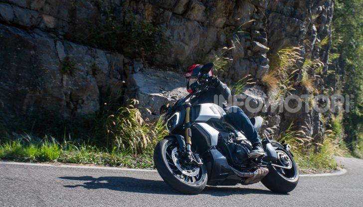 Prova video Ducati Diavel 1260S, un diavolo come nessun'altra - Foto 10 di 43