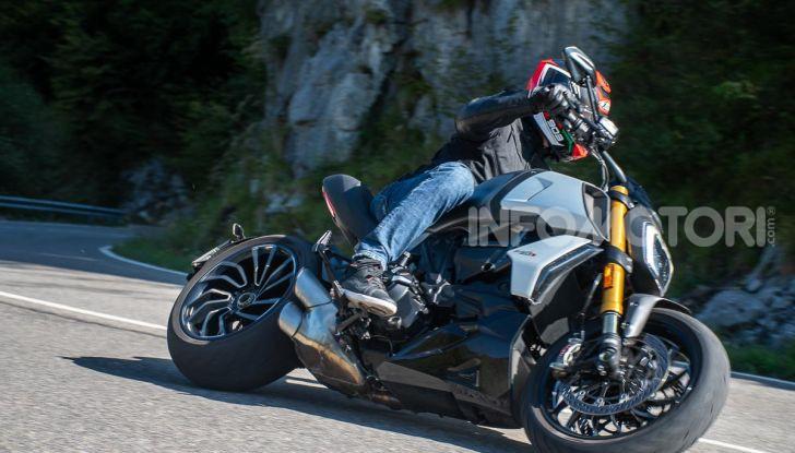 Prova video Ducati Diavel 1260S, un diavolo come nessun'altra - Foto 12 di 43