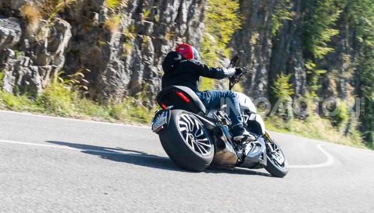 Prova video Ducati Diavel 1260S, un diavolo come nessun'altra - Foto 13 di 43