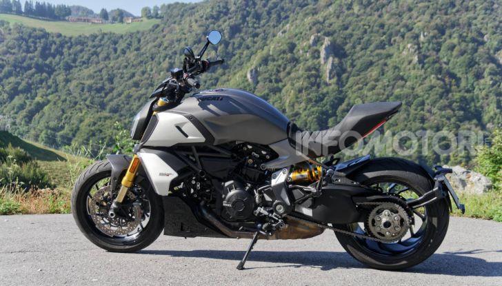 Prova video Ducati Diavel 1260S, un diavolo come nessun'altra - Foto 14 di 43