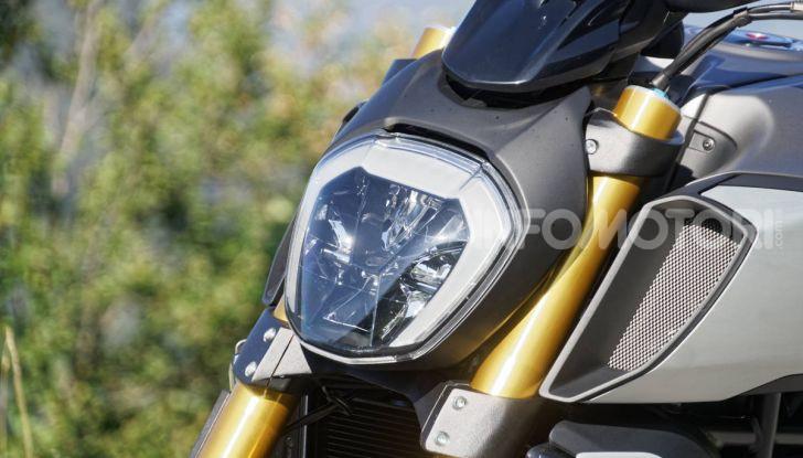 Prova video Ducati Diavel 1260S, un diavolo come nessun'altra - Foto 18 di 43