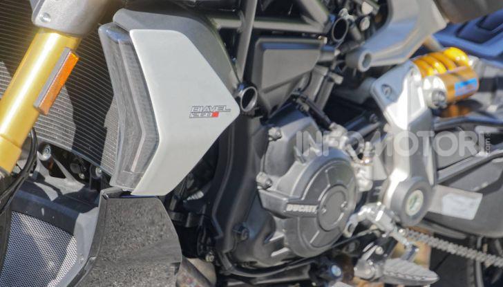 Prova video Ducati Diavel 1260S, un diavolo come nessun'altra - Foto 20 di 43