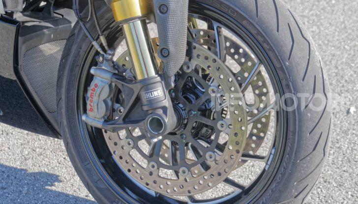 Prova video Ducati Diavel 1260S, un diavolo come nessun'altra - Foto 21 di 43
