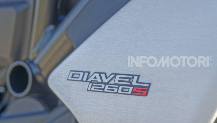 Prova video Ducati Diavel 1260S, un diavolo come nessun'altra - Foto 22 di 43