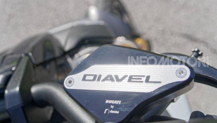 Prova video Ducati Diavel 1260S, un diavolo come nessun'altra - Foto 23 di 43
