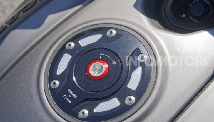 Prova video Ducati Diavel 1260S, un diavolo come nessun'altra - Foto 24 di 43