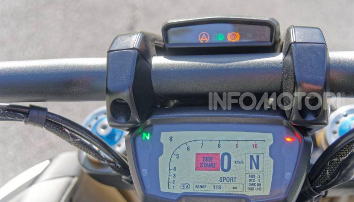 Prova video Ducati Diavel 1260S, un diavolo come nessun'altra - Foto 25 di 43