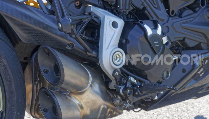Prova video Ducati Diavel 1260S, un diavolo come nessun'altra - Foto 26 di 43