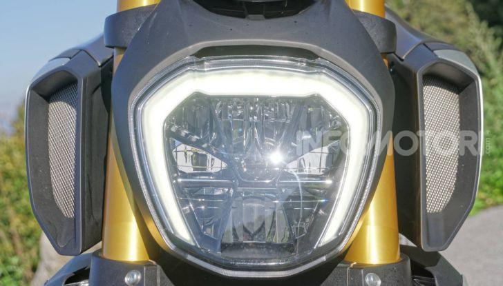 Prova video Ducati Diavel 1260S, un diavolo come nessun'altra - Foto 30 di 43