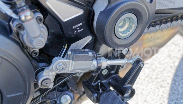 Prova video Ducati Diavel 1260S, un diavolo come nessun'altra - Foto 31 di 43