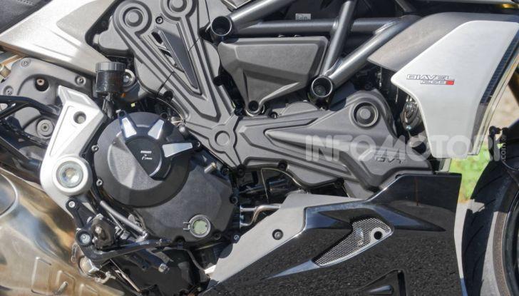 Prova video Ducati Diavel 1260S, un diavolo come nessun'altra - Foto 33 di 43