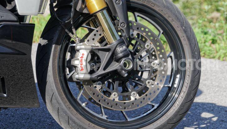 Prova video Ducati Diavel 1260S, un diavolo come nessun'altra - Foto 34 di 43