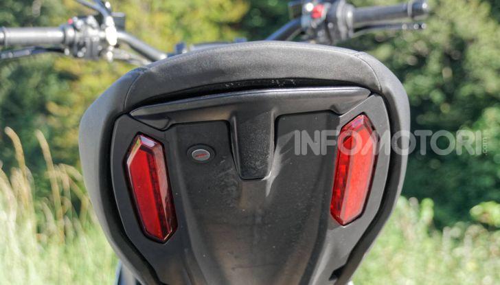 Prova video Ducati Diavel 1260S, un diavolo come nessun'altra - Foto 35 di 43