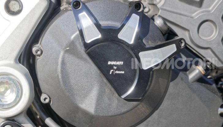 Prova video Ducati Diavel 1260S, un diavolo come nessun'altra - Foto 39 di 43