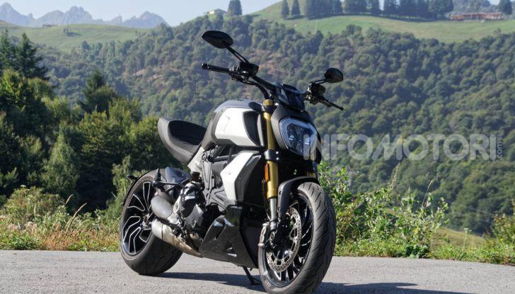 Prova video Ducati Diavel 1260S, un diavolo come nessun'altra - Foto 42 di 43