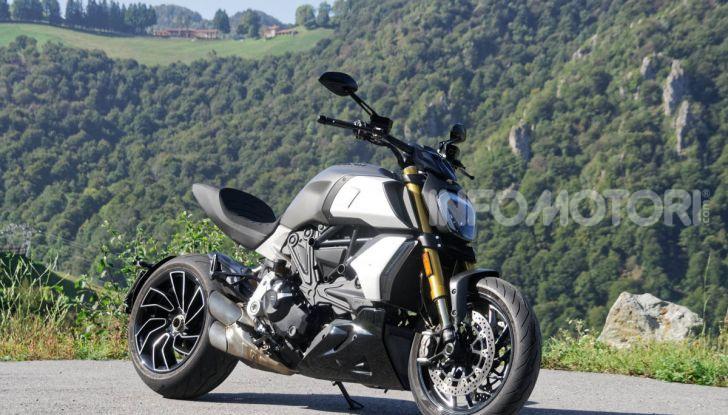 Prova video Ducati Diavel 1260S, un diavolo come nessun'altra - Foto 43 di 43