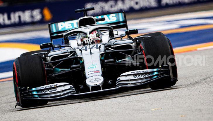 F1 2019, GP di Singapore: la Ferrari fa doppietta con Vettel che torna alla vittoria - Foto 6 di 15