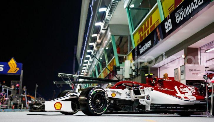 F1 2019, GP di Singapore: Lewis Hamilton al top nelle libere davanti a Verstappen e Vettel - Foto 15 di 15