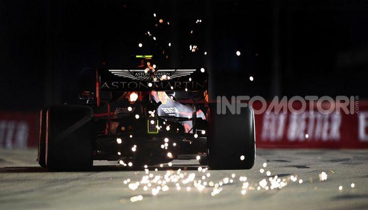 F1 2019, GP di Singapore: Lewis Hamilton al top nelle libere davanti a Verstappen e Vettel - Foto 12 di 15