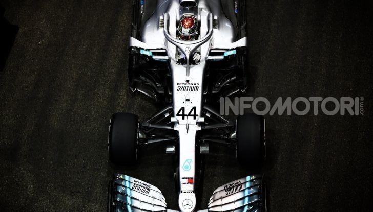 F1 2019, GP di Singapore: Lewis Hamilton al top nelle libere davanti a Verstappen e Vettel - Foto 7 di 15