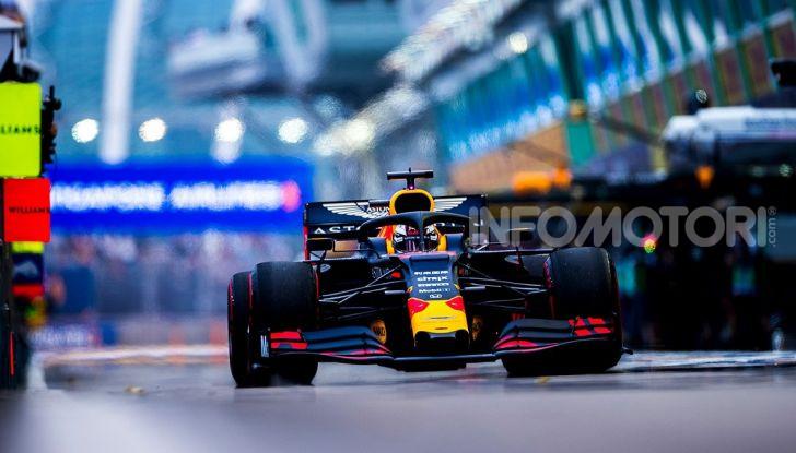 F1 2019, GP di Singapore: Lewis Hamilton al top nelle libere davanti a Verstappen e Vettel - Foto 10 di 15