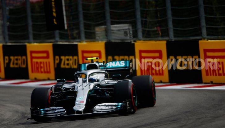F1 2019, GP di Russia: Hamilton è lo Zar di Sochi e la Mercedes fa doppietta, solo terzo Leclerc - Foto 3 di 13