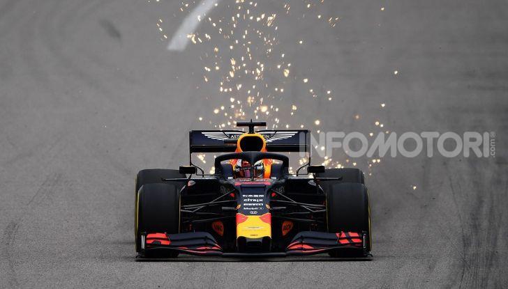 F1 2019, GP di Russia: Verstappen brilla nelle libere di Sochi e mette in riga Leclerc - Foto 11 di 13