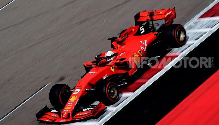 F1 2019, GP di Russia: Hamilton è lo Zar di Sochi e la Mercedes fa doppietta, solo terzo Leclerc - Foto 8 di 13