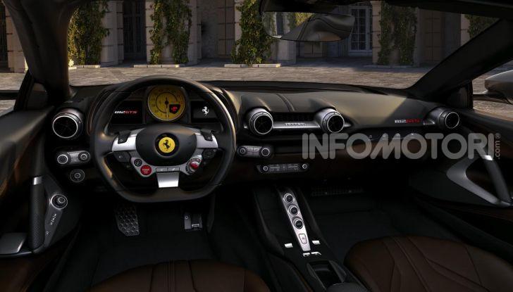 Ferrari 812 GTS, la spider con motore V12 da 800CV - Foto 15 di 21