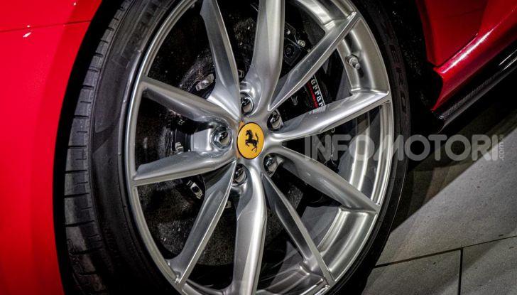 Ferrari 812 GTS, la spider con motore V12 da 800CV - Foto 13 di 21