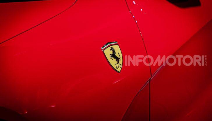 Ferrari 812 GTS, la spider con motore V12 da 800CV - Foto 12 di 21