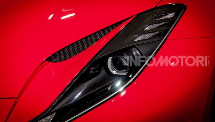 Ferrari 812 GTS, la spider con motore V12 da 800CV - Foto 11 di 21