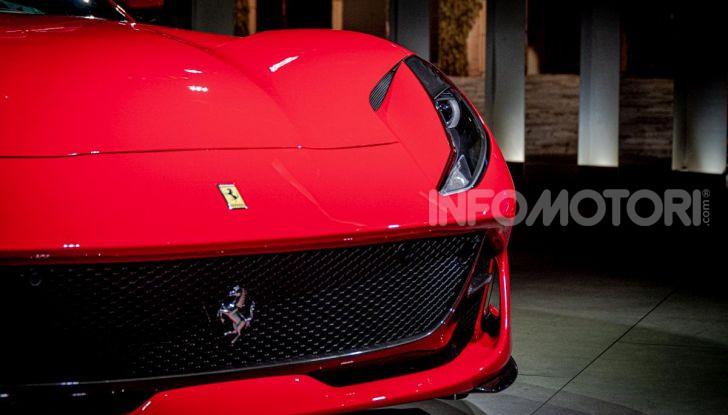 Ferrari 812 GTS, la spider con motore V12 da 800CV - Foto 10 di 21