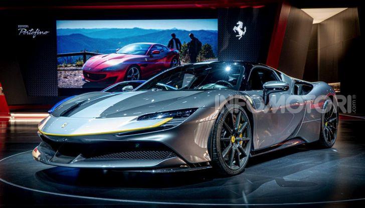 Universo Ferrari, a Fiorano con le nuove F8 Spider e 812 GTS - Foto 28 di 38