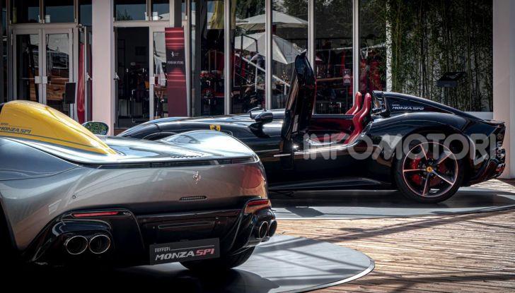 Universo Ferrari, a Fiorano con le nuove F8 Spider e 812 GTS - Foto 34 di 38