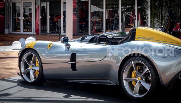 Universo Ferrari, a Fiorano con le nuove F8 Spider e 812 GTS - Foto 15 di 38