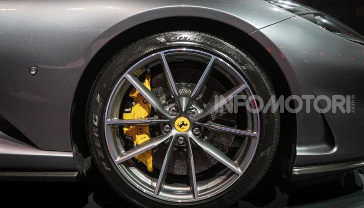 Ferrari 812 GTS, la spider con motore V12 da 800CV - Foto 5 di 21
