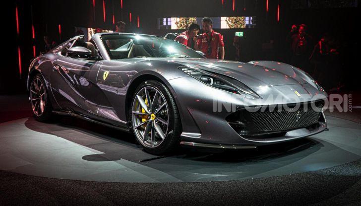 Universo Ferrari, a Fiorano con le nuove F8 Spider e 812 GTS - Foto 29 di 38