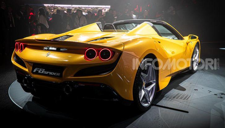 Universo Ferrari, a Fiorano con le nuove F8 Spider e 812 GTS - Foto 3 di 38