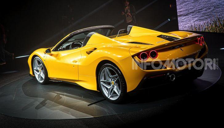 Universo Ferrari, a Fiorano con le nuove F8 Spider e 812 GTS - Foto 2 di 38