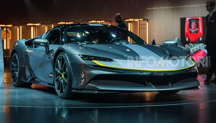 Universo Ferrari, a Fiorano con le nuove F8 Spider e 812 GTS - Foto 12 di 38
