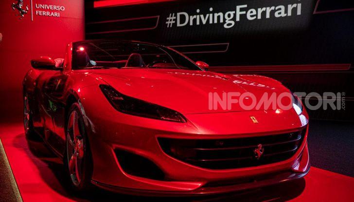 Universo Ferrari, a Fiorano con le nuove F8 Spider e 812 GTS - Foto 25 di 38
