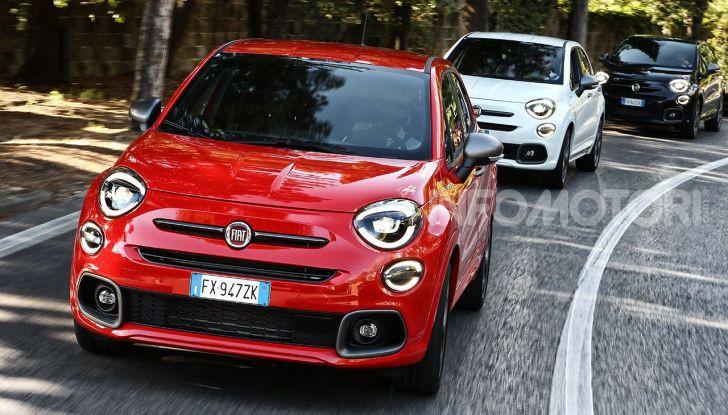 Fiat 500X Sport: prova su strada, motori e prestazioni - Foto 2 di 10