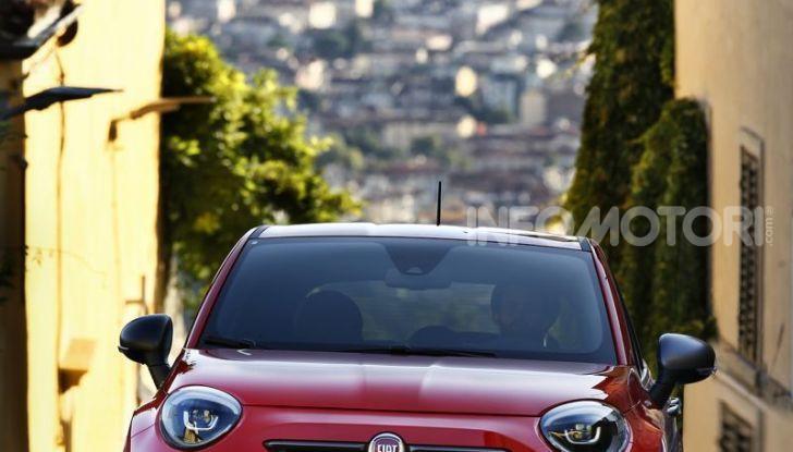 Fiat 500X Sport: prova su strada, motori e prestazioni - Foto 4 di 10