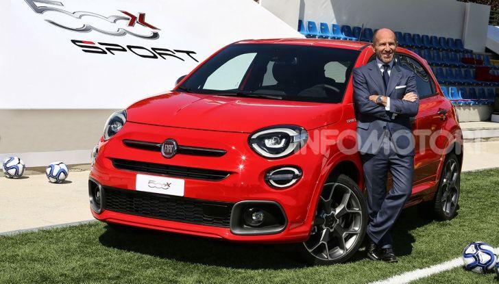 Fiat 500X Sport: prova su strada, motori e prestazioni - Foto 6 di 10
