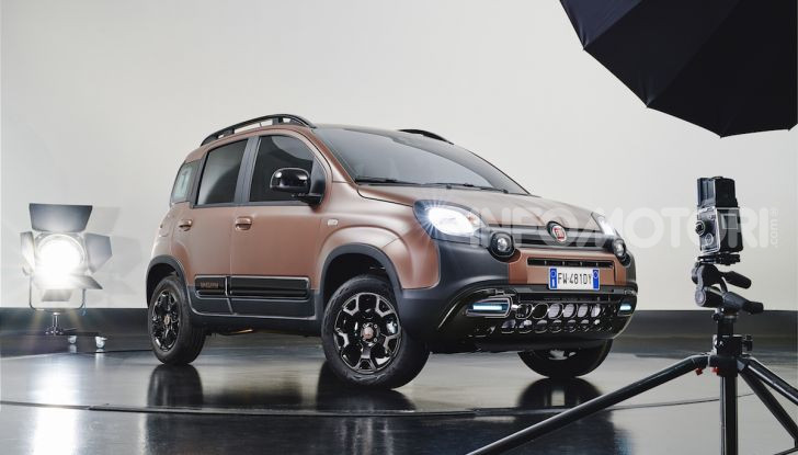 "Fiat Panda Trussardi: l'auto ""popolare"" si dà al lusso - Foto 16 di 20"