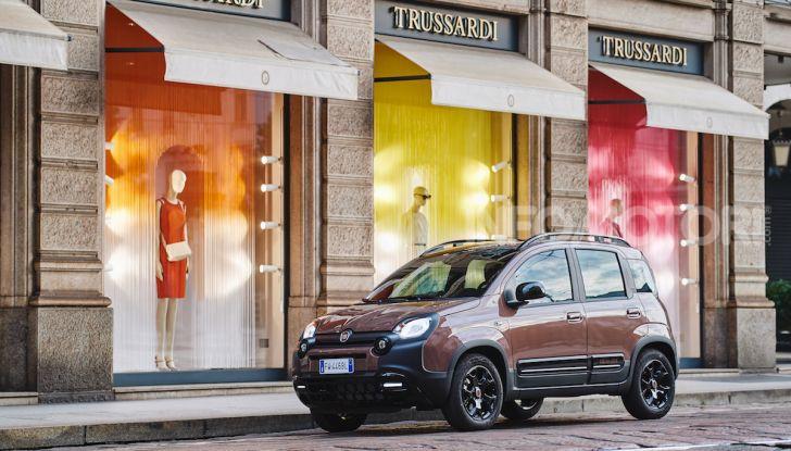 "Fiat Panda Trussardi: l'auto ""popolare"" si dà al lusso - Foto 4 di 20"