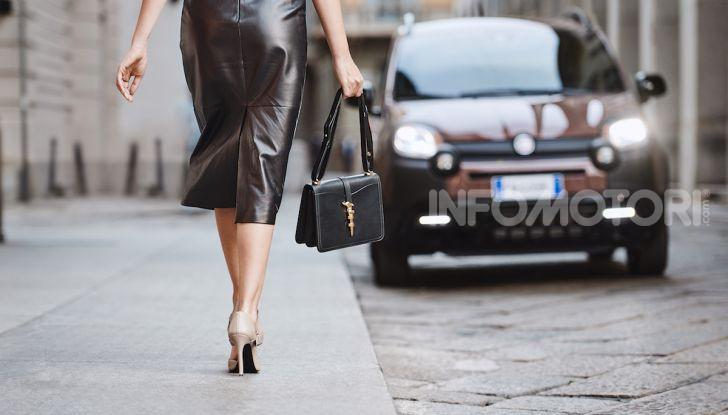 "Fiat Panda Trussardi: l'auto ""popolare"" si dà al lusso - Foto 9 di 20"